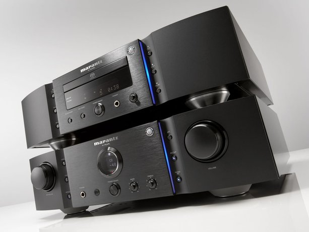 Marantz KI Pearl – Back in Black