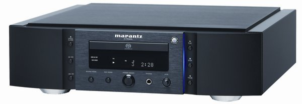 Marantz SA-KI Pearl SACD Player & PM-KI Pearl Integrated Amplifier (Hi-Fi+)
