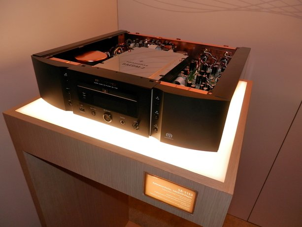 TAS CEDIA 2012 Show Report: Audio Electronics & Sources - Part 1