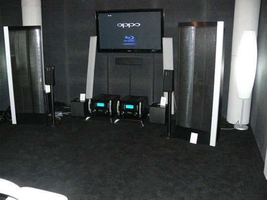 "NEWS: Sneak Preview—MartinLogan ""T-Series"" Surround System At CEDIA"