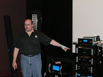 """Music Matters"" at Bjorn's: The McIntosh Labs Demonstration"
