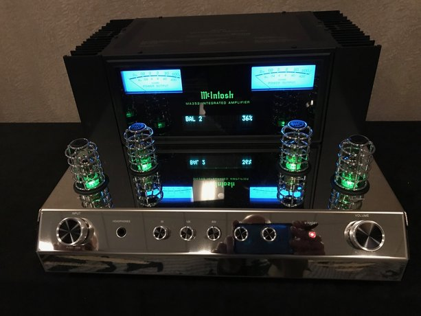 Rocky Mountain Audio Fest 2019: Electronics and Analog