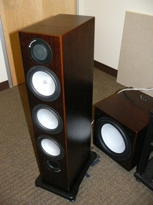 First Listen: Monitor Audio Silver RX Surround Speaker System