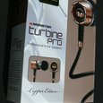 First Listen: Monster Cable Turbine Pro Copper Edition In-Ear Headphones