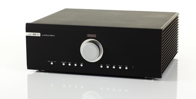 Musical Fidelity M8 Preamplifier and M8700m Amplifier