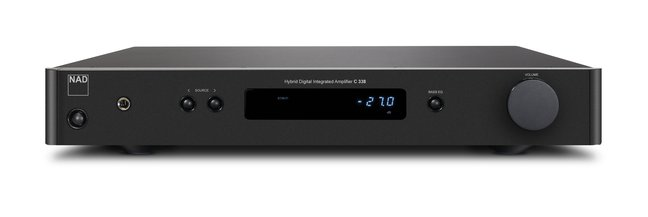 NAD C 338 HybridDigital Integrated Amplifier Now Available