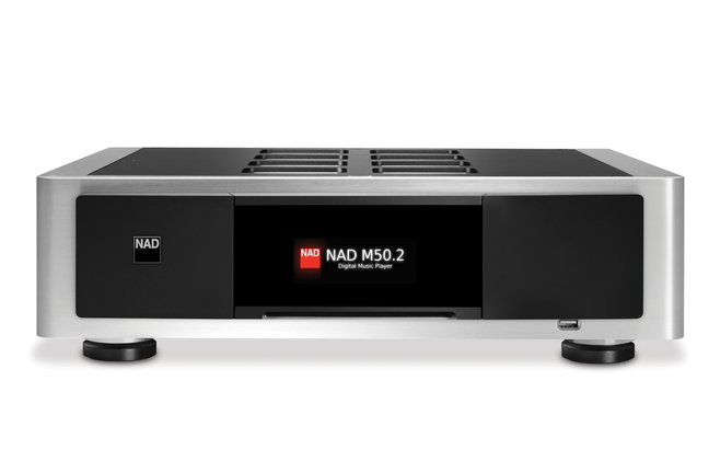 NAD Masters M50.2 Digital Music Player & Aurender A10 Music Server