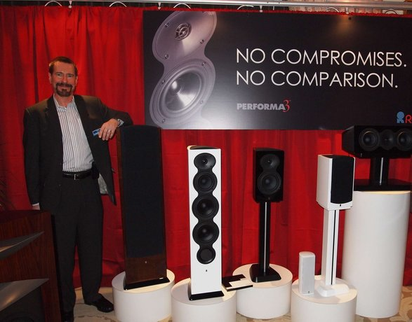 The 2013 Consumer Electronics Show: Neil Gader on Loudspeakers Under $20K