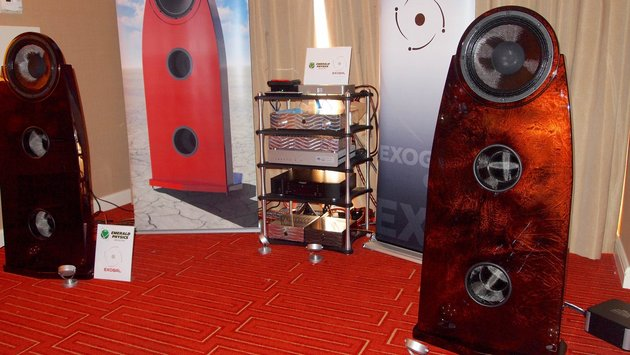 T.H.E. Show Newport: Neil Gader on Loudspeakers and Electronics $15k and Up