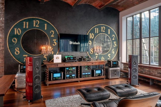 Sonus faber and Fine Sounds UK