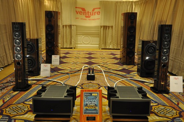 New York Audio Show: The Big Apple Goes Big Time