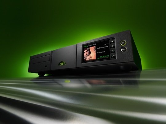 Naim HDX Hard Disk Player (Hi-Fi+)