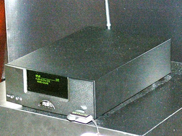 CES: Naim UnitiQute Wi-Fi Enabled Integrated Amp/Tuner/UPnP Streamer/DAC