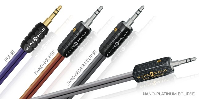 Wireworld Now Shipping Nano Series
