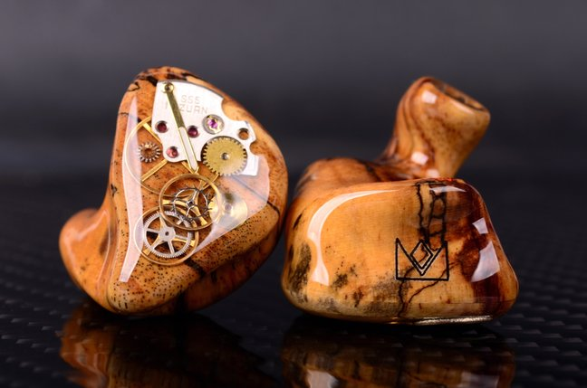 Noble Audio Savant Custom-Fit In-Ear Monitors