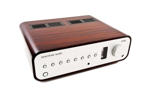 PLAYBACK: Peachtree Audio Nova Hybrid Integrated Amp/USB DAC