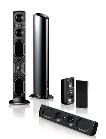 Definitive Mythos ST Surround Sound Speaker System