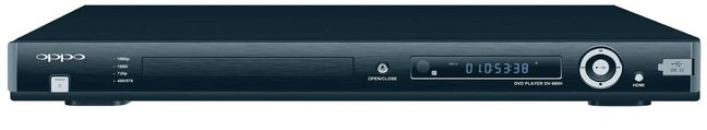 The Amazing Oppo DV-980H Universal Player