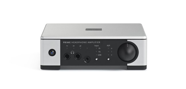 First Listen: Meridian Prime Headphone Amplifier USB/DAC