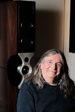 Meet Your Maker: Pete Thomas, PMC loudspeakers