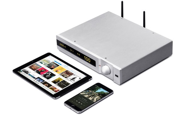 AURALiC POLARIS wireless streaming integrated amplifier