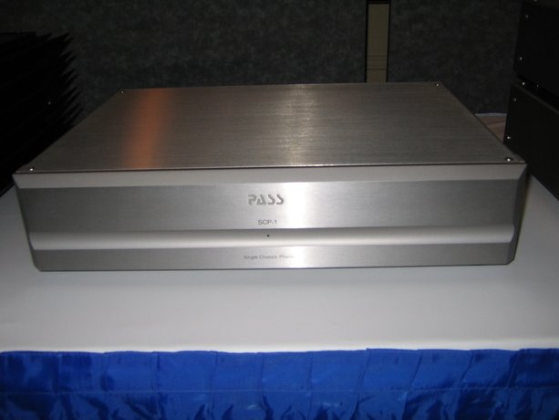 Cool New Phono Stages at CES 2009