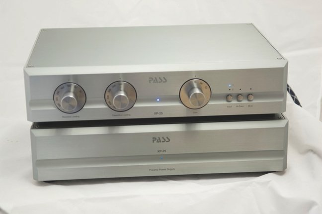 Pass Labs XP-25 Phono Preamp (Hi-Fi+)