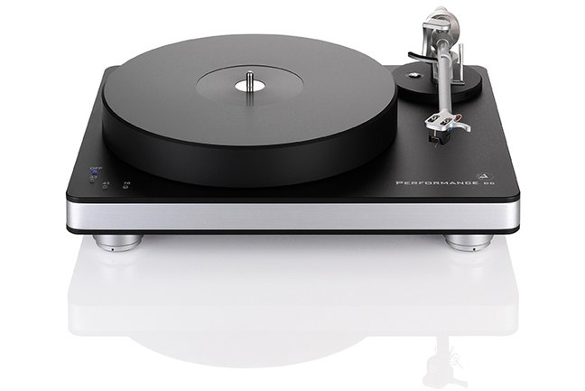 Clearaudio Performance DC turntable system
