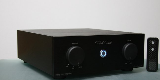 Perla Audio Signature 50 Integrated Amplifier