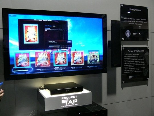"NEWS: CEDIA Discoveries—Pioneer's Futuristic ""Project Entertainment TAP"""