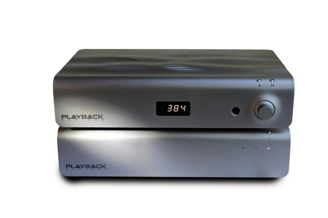 Sonoma Series Merlot DAC and Syrah Music Server from Playback Designs