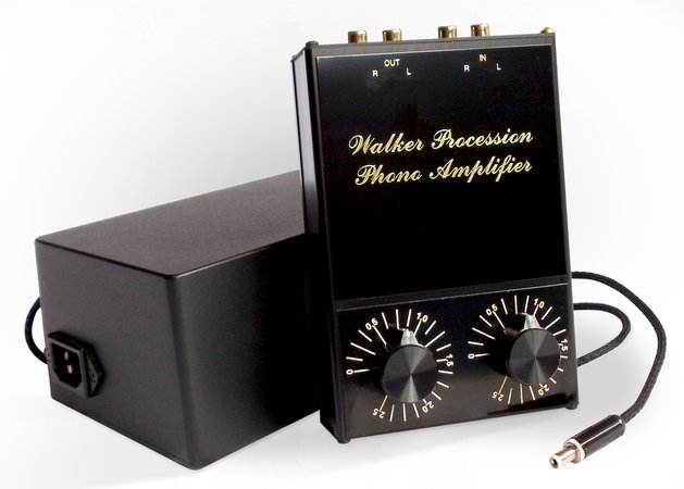 Walker Audio Introduces Dual-Channel Continuously-Adjustable Phono Amp