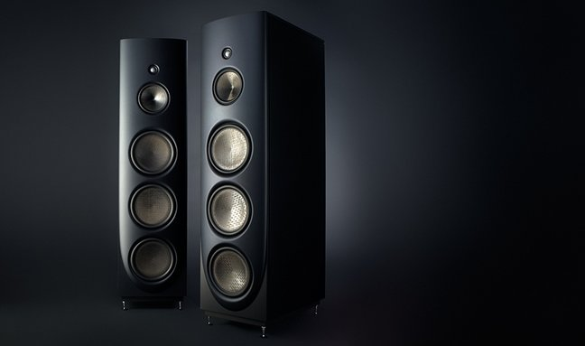 Overture Event Features Magico Q5, Alon Wolf, and TAS' Robert Harley