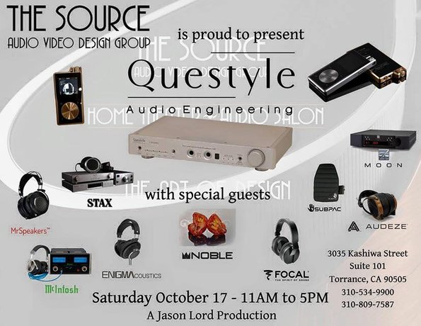 Questyle and The Source A/V Bridge the Audible Gap