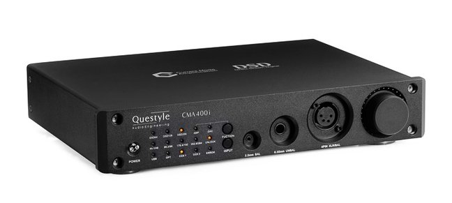 Questyle CMA400i headphone amp/DAC
