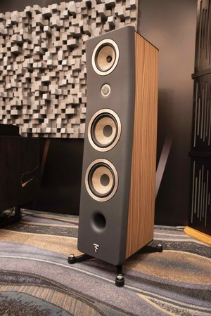 RMAF 2018 – Loudspeakers Under $20k