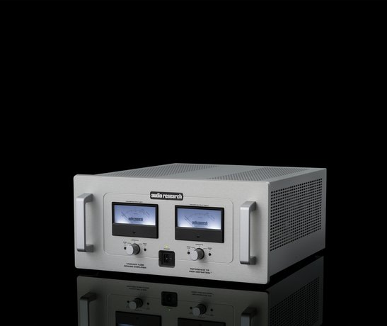 Audio Research Reference 75SE stereo power amplifier