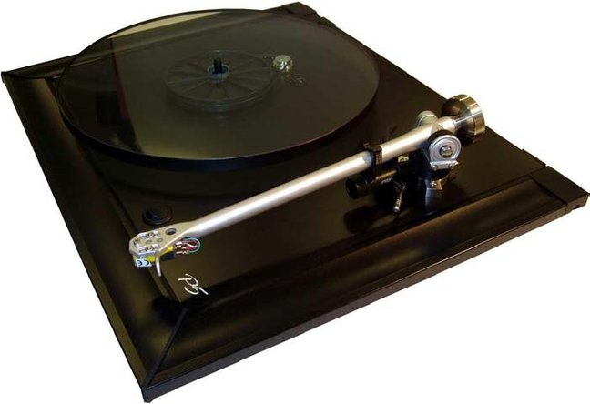 Rega P5 Turntable; Rega Exact & Benz Micro ACE-L phono cartridges