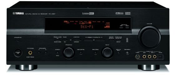 Yamaha RX-V657 Audio/Video Receiver