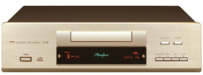 Accuphase DP-57 CD Player