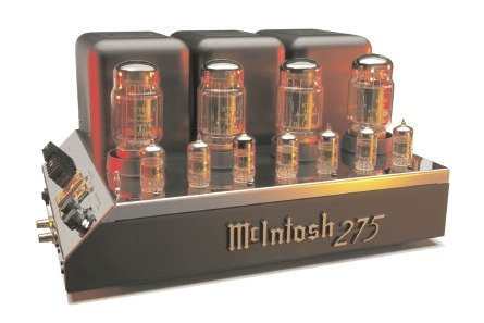 McIntosh MC275 Series IV Stereo Amp and Quad II Classic Monoblock Amp