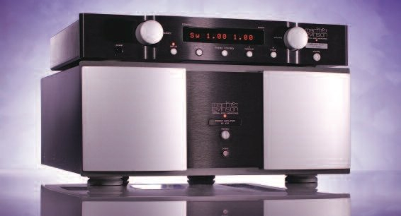 Mark Levinson No.326S Preamplifier and No.432 Power Amplifier