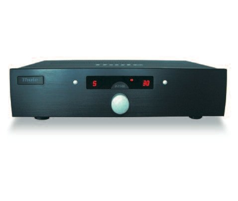 Thule Audio Spirit IA350B Integrated Amplifier and Space DVA250B DVD/CD Player