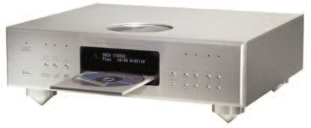 Cary CD 306 CD/SACD Player