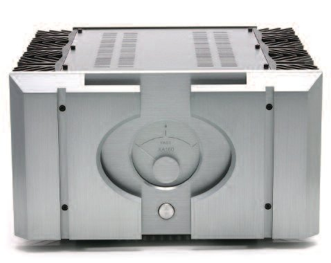 Pass Labs XA160 and X600.5 Monoblock Power Amplifiers