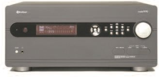 Outlaw Audio Model 990 Controller and Model 7125 Multichannel Amplifier