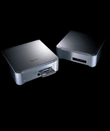 Esoteric P-03 and D-03 Universal Disc Transport and DAC