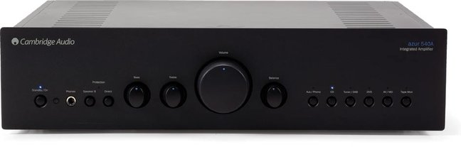 Cambridge Audio Azur 540A v2 integrated amp & 540C v2 CD player