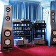 The Hansen Audio KING Loudspeaker System, Version 2