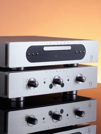 Primare 130 Integrated Amplifier and CD31 Compact Disc Player